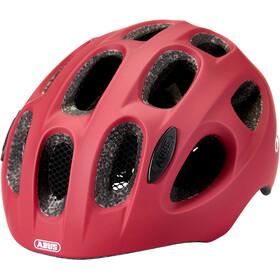 ABUS Youn-I Helmet Kids cherry red